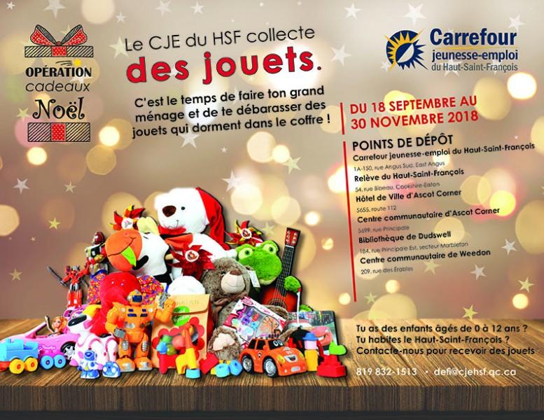 Municipalité Opération Cadeaux Noël Jouets De Cueillette XuPTOkZi