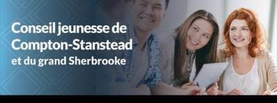 RAPPEL // Appel aux candidatures - 3e édition du Conseil jeunesse de Compton-Stanstead et du grand Sherbrooke 2018-2019