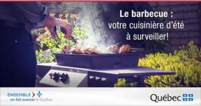 Capsule sécurité: le barbecue