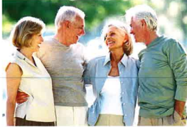 Déjeuner causerie: vieillir dans le plaisir