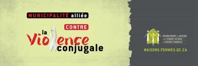 La Patrie: municipalité alliée contre la violence conjugale